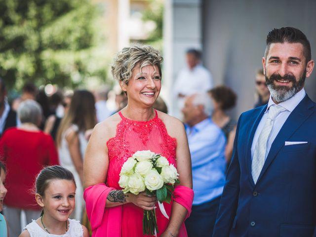 Il matrimonio di Angelo e Michela a Rezzato, Brescia 37