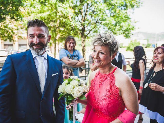 Il matrimonio di Angelo e Michela a Rezzato, Brescia 38
