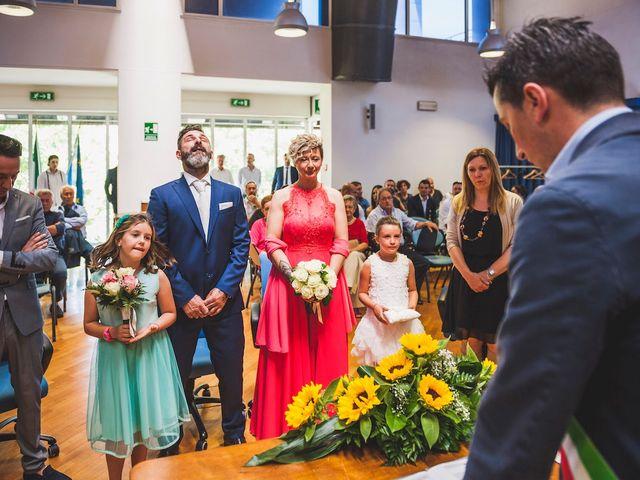 Il matrimonio di Angelo e Michela a Rezzato, Brescia 41