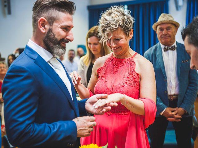 Il matrimonio di Angelo e Michela a Rezzato, Brescia 43