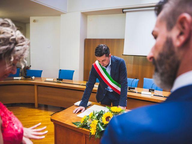 Il matrimonio di Angelo e Michela a Rezzato, Brescia 47