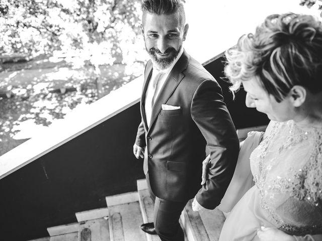 Il matrimonio di Angelo e Michela a Rezzato, Brescia 48