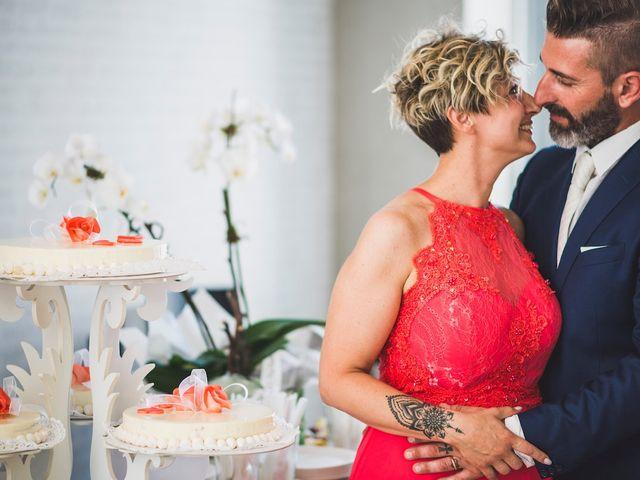 Il matrimonio di Angelo e Michela a Rezzato, Brescia 55