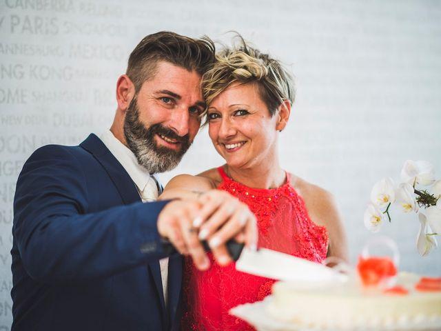 Il matrimonio di Angelo e Michela a Rezzato, Brescia 56