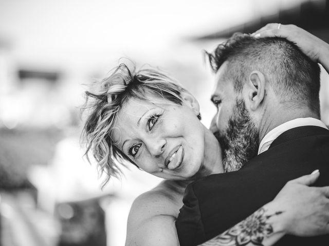 Il matrimonio di Angelo e Michela a Rezzato, Brescia 57