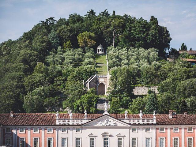 Il matrimonio di Angelo e Michela a Rezzato, Brescia 61