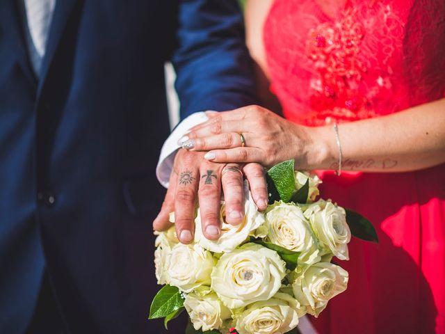 Il matrimonio di Angelo e Michela a Rezzato, Brescia 62