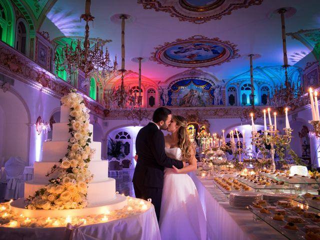 Le nozze di Mariagiovanna e Vincenzo