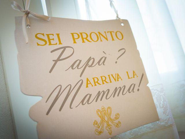Il matrimonio di Alessandro e Marina a Piazzola sul Brenta, Padova 8