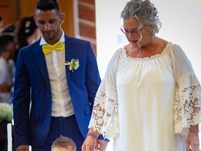 Il matrimonio di Alessandro e Marina a Piazzola sul Brenta, Padova 26