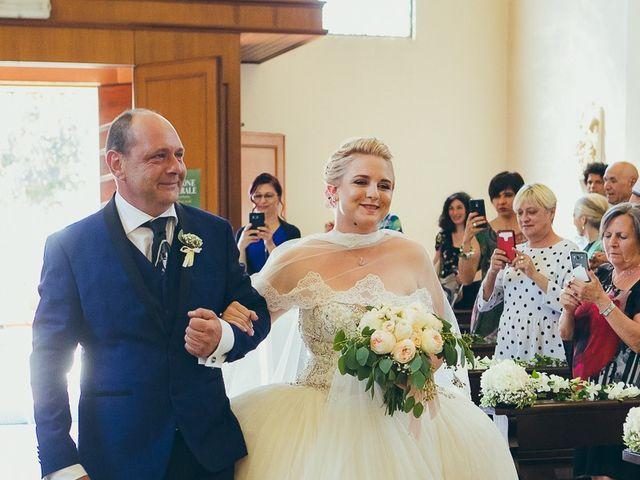 Il matrimonio di Alessandro e Marina a Piazzola sul Brenta, Padova 30