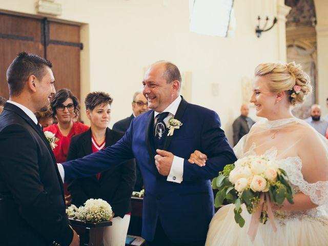 Il matrimonio di Alessandro e Marina a Piazzola sul Brenta, Padova 32
