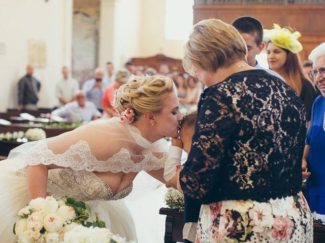 Il matrimonio di Alessandro e Marina a Piazzola sul Brenta, Padova 33