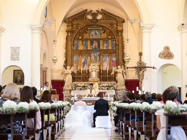 Il matrimonio di Alessandro e Marina a Piazzola sul Brenta, Padova 34