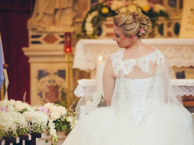 Il matrimonio di Alessandro e Marina a Piazzola sul Brenta, Padova 35