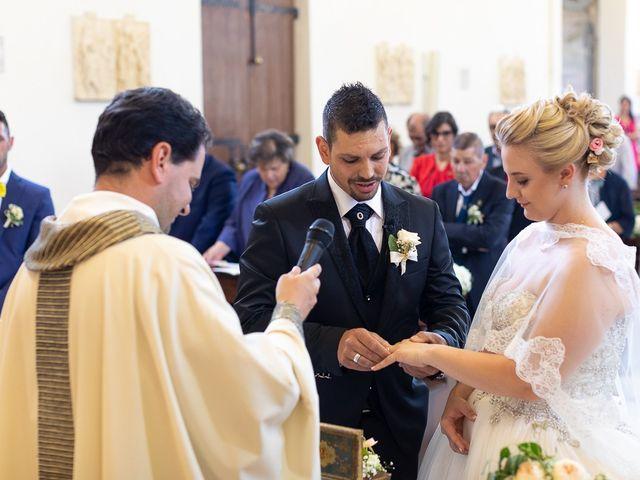 Il matrimonio di Alessandro e Marina a Piazzola sul Brenta, Padova 37