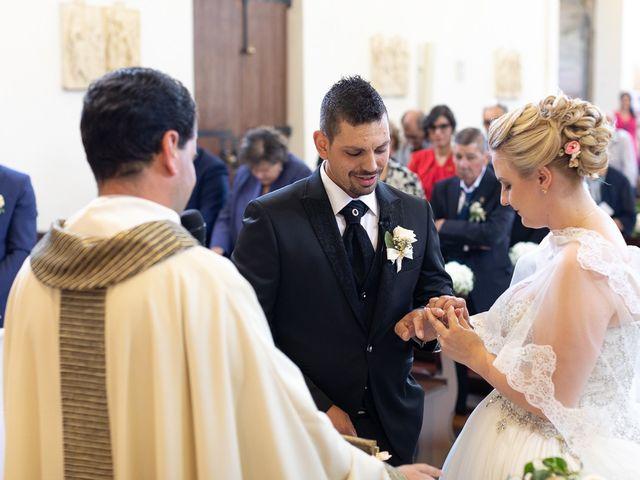 Il matrimonio di Alessandro e Marina a Piazzola sul Brenta, Padova 38