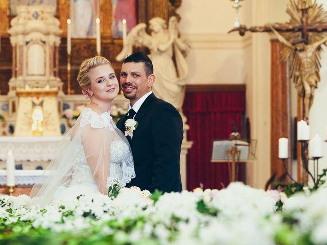 Il matrimonio di Alessandro e Marina a Piazzola sul Brenta, Padova 42