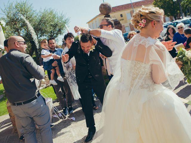 Il matrimonio di Alessandro e Marina a Piazzola sul Brenta, Padova 43
