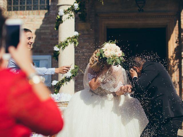 Il matrimonio di Alessandro e Marina a Piazzola sul Brenta, Padova 45