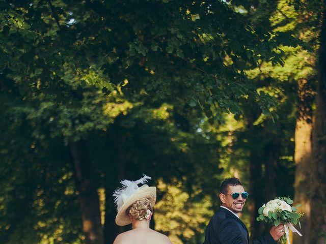 Il matrimonio di Alessandro e Marina a Piazzola sul Brenta, Padova 60