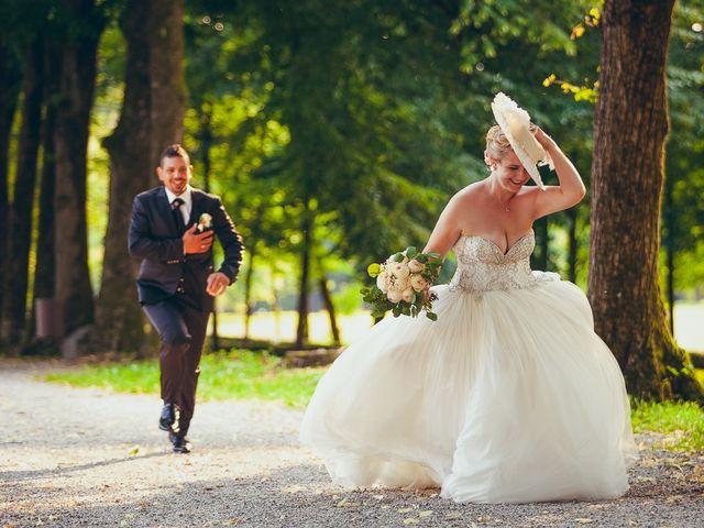 Il matrimonio di Alessandro e Marina a Piazzola sul Brenta, Padova 61