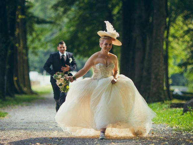 Il matrimonio di Alessandro e Marina a Piazzola sul Brenta, Padova 62