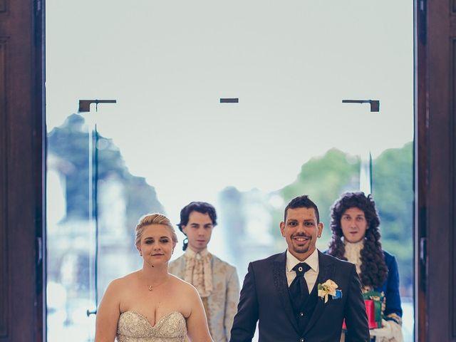Il matrimonio di Alessandro e Marina a Piazzola sul Brenta, Padova 73