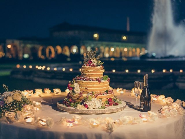 Il matrimonio di Alessandro e Marina a Piazzola sul Brenta, Padova 76