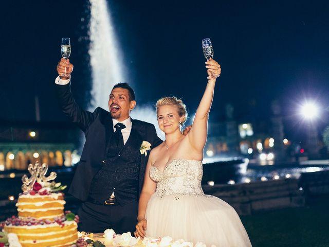 Il matrimonio di Alessandro e Marina a Piazzola sul Brenta, Padova 78