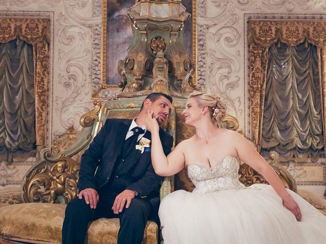 Il matrimonio di Alessandro e Marina a Piazzola sul Brenta, Padova 86