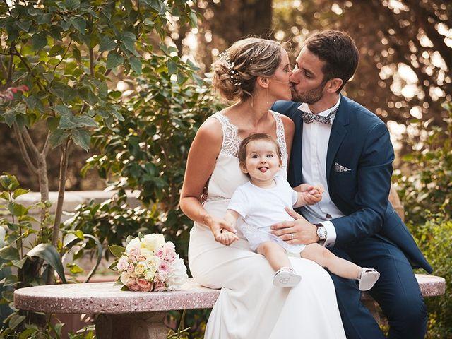 le nozze di Joy e Mickael