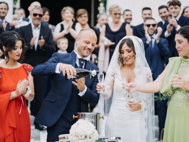 Il matrimonio di Armando e Marialuigia a Melizzano, Benevento 9