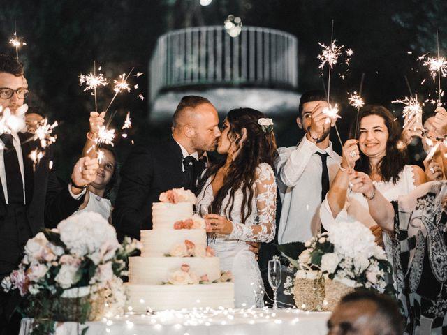 Il matrimonio di Armando e Marialuigia a Melizzano, Benevento 41