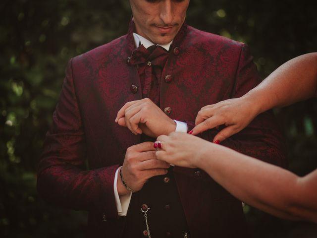 Il matrimonio di Simone e Francesca a Inzago, Milano 10