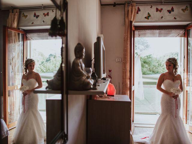 Il matrimonio di Simone e Francesca a Inzago, Milano 27