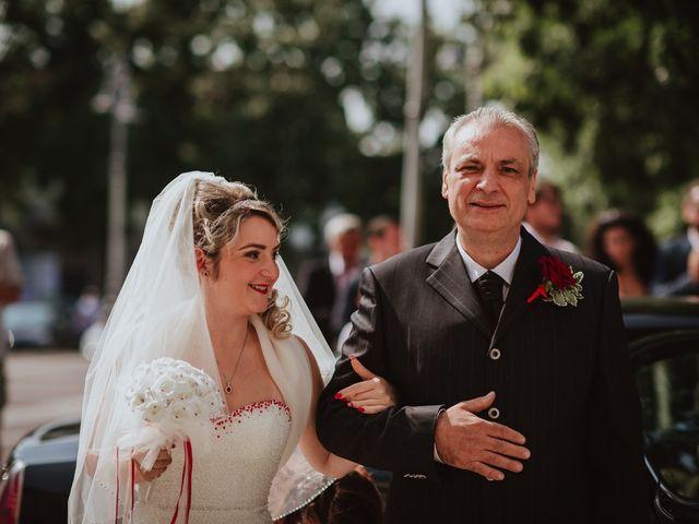 Il matrimonio di Simone e Francesca a Inzago, Milano 35