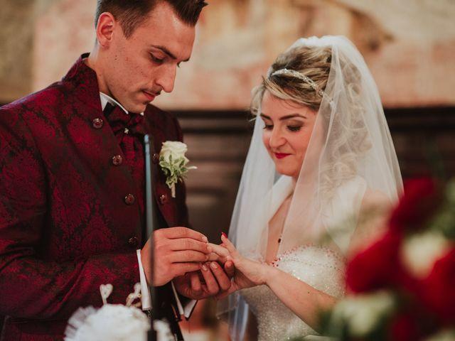 Il matrimonio di Simone e Francesca a Inzago, Milano 41