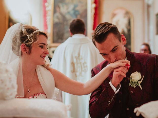 Il matrimonio di Simone e Francesca a Inzago, Milano 45
