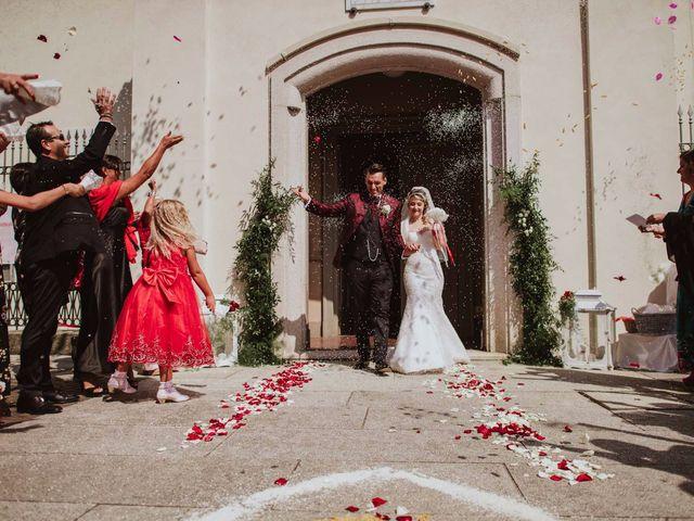 Il matrimonio di Simone e Francesca a Inzago, Milano 47