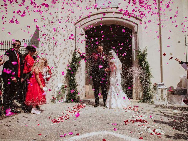 Il matrimonio di Simone e Francesca a Inzago, Milano 48