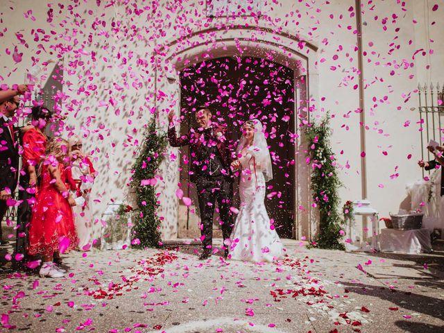 Il matrimonio di Simone e Francesca a Inzago, Milano 49