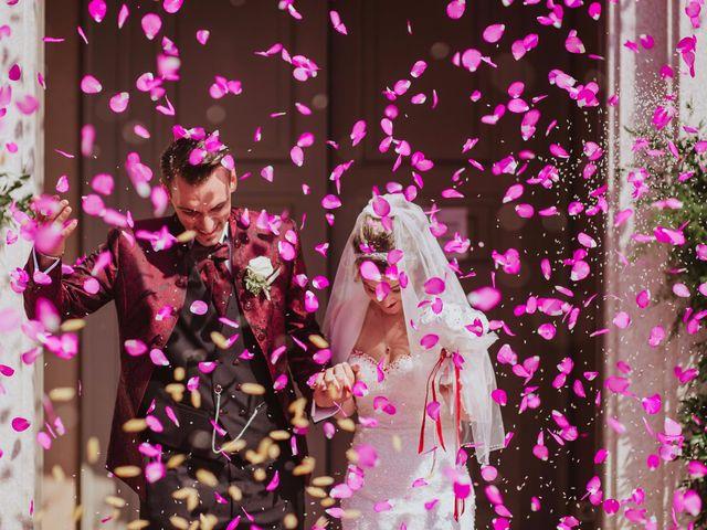 Il matrimonio di Simone e Francesca a Inzago, Milano 50