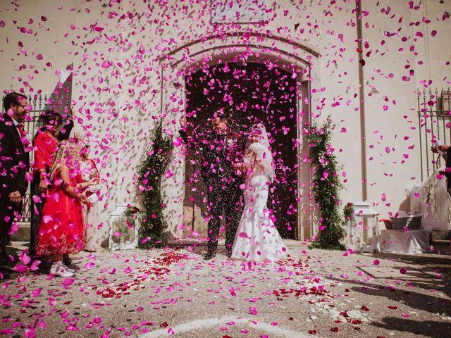 Il matrimonio di Simone e Francesca a Inzago, Milano 51