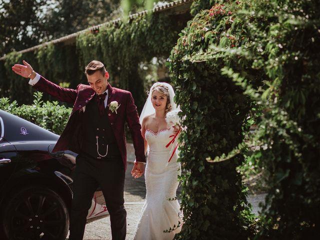 Il matrimonio di Simone e Francesca a Inzago, Milano 61