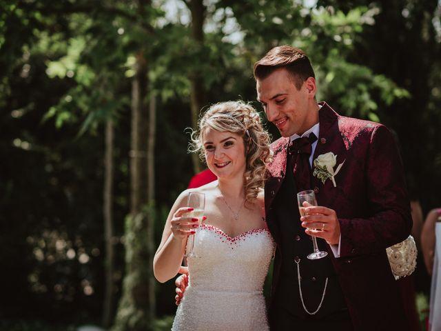 Il matrimonio di Simone e Francesca a Inzago, Milano 62