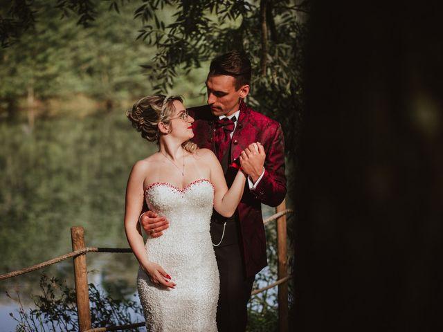 Il matrimonio di Simone e Francesca a Inzago, Milano 69