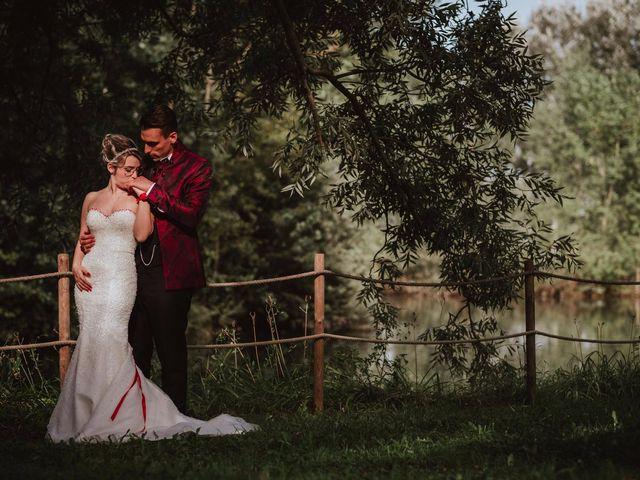 Il matrimonio di Simone e Francesca a Inzago, Milano 70