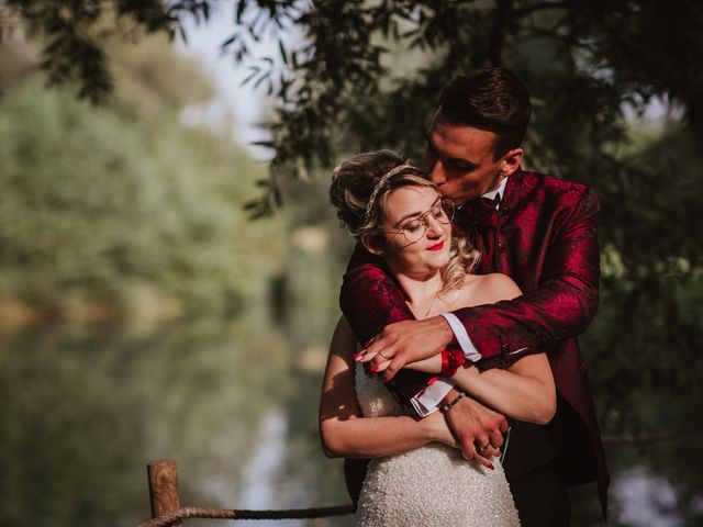 Il matrimonio di Simone e Francesca a Inzago, Milano 72