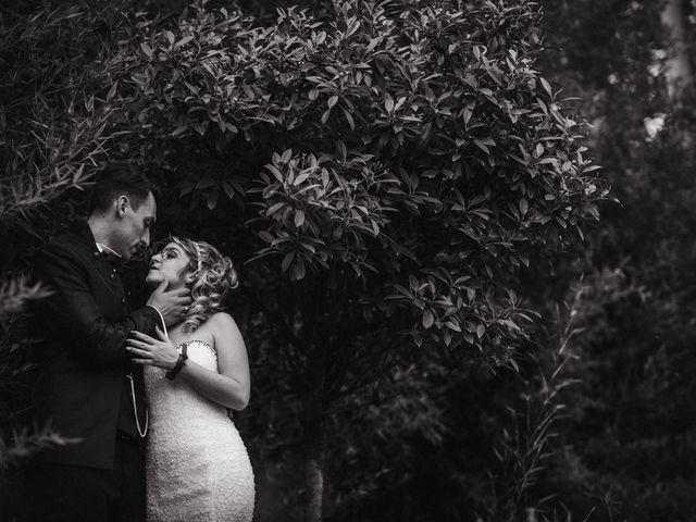 Il matrimonio di Simone e Francesca a Inzago, Milano 79